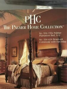 E LEXINGTON FURNITURE ARNOLD PALMER HOME COLLECTION KING BED (6-8 weeks)