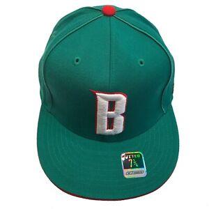 Milwaukee Bucks NBA Reebok Hardwood Classics Size 7 3/4 Fitted Cap Hat $25
