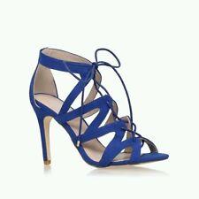 Kurt Geiger Stiletto Patternless Sandals Heels for Women