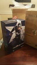 HOT TOYS 1/6 CAPTAIN AMERICA MMS242 STEVE ROGERS STEALTH STRIKE SUIT FIGURE NEW