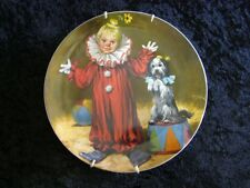 """TOMMY THE CLOWN"" RECO PLATE BY JOHN McCLELLAND"