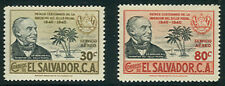 Salvador #C69-70 Complete set, og, Nh, Vf, Scott $61.00