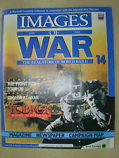 IMAGES OF WAR MAGAZINE No 14 WWII THE FIGHT FOR TOBRUK - HOME FRONT SOCCER
