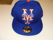 New York Mets New Era Hat Bios Raise Logo Cap MLB 7 3/4
