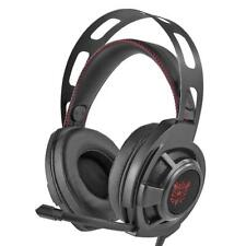 Onikuma M190 Gamer LED Headset Bass Stereo Noise Reduction Wired Earphones W/mic