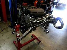 CXRacing Twin Turbo Manifold Downpipe Kit for 86-92 Supra MK3 LS1 T56 Swap GT35