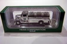 2006 Hess Chrome Special Edition Mini Truck (VERY RARE)