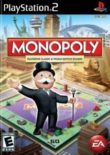 Monopoly - PS2 - New & Sealed