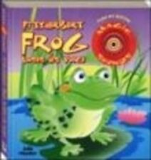 Fitzherbert Frog Loses His Voice (Magic Sounds Book),Julie Haydon
