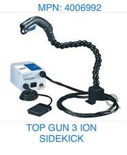 Simco-Ion 4006992-01, Top Gun 3 Low Balance Ionizing Air Gun with Sidekick, 120V