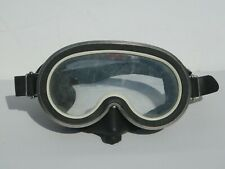 New listing Vintage Dacor Scuba Snorkel Mask Goggles Japan Tenue Stainless Steel Tempered