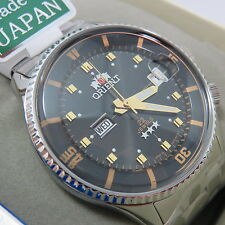 ORIENT WV0021AA King Master 22 JEWELS Watch Men's Made in JAPAN