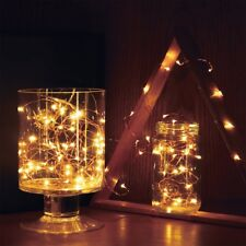 Novelty Lighting FIREFLY COPPER LED STRING LIGHTS Home Decor Parties Events