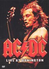 "AC/DC ""LIVE AT DONINGTON"" DVD NEUWARE"