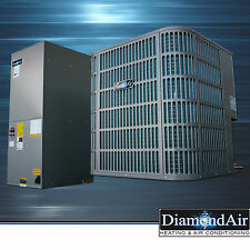 2 ton DiamondAir 16 SEER Central System D1624AC, D161830HAE Variable Speed