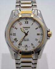 Tissot Quartz (Battery) Gold Plated Strap Adult Wristwatches