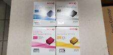 Genuine Xerox Set of Colours 108R00985/6/7/8 ColorQube 8870 8880 Series 6 packs