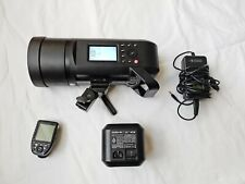 Godox Witstro AD600 PRO with accessories
