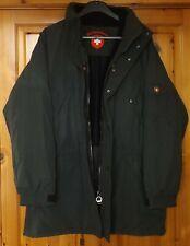 Men's Wellensteyn Jagdparka Green Winter Coat Jacket  Size L