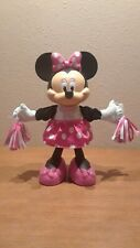 Minnie Mouse Cheerleader doll 2012 Mattel Cheers and Moves