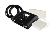 HiBoost Home 10K LCD Cellular Cell Phone Signal Booster - F15G-5S-LCD