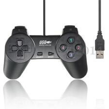 Joystick Game Pad manette contrôleur FILAIRE USB PR PC WINDOWS Joypad Ordinateur