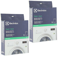 ELECTROLUX Super Deep Clean Washing Machine Cleaner & Degreaser x 2