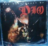 New DIO Very Best Of CD 16- Ronnie's Hardest Songs Holy Diver 24-Bit Remaster !