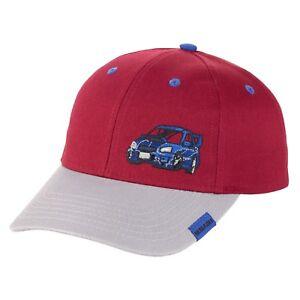 Cummins Kids Child Youth Boys Red /& Black Baseball Hat//Cap