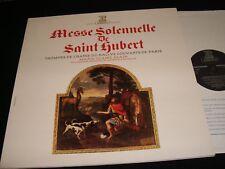 MESSE SOLENNELLE DE ST-HUBERT<>MARIE-CLAIRE ALAIN<>Lp VINYL~France Pressing~