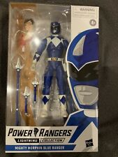 Hasbro Power Rangers Lightning Collection - Mighty Morphin Blue Ranger
