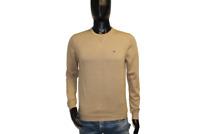 Neu Tommy Hilfiger Herren Sweater Pullover beige