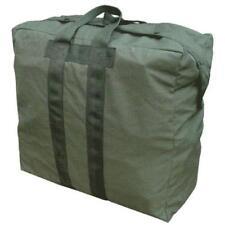 Military Luggage Duffle Flyer's Kit Bag OD Heavy Duty Cordura