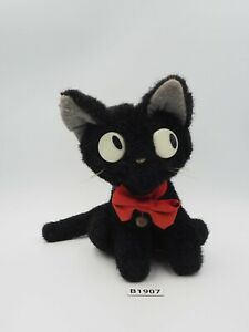 "Studio Ghibli Jiji B1907 Black Cat Kiki's Delivery Toy Doll 5.5"" Plush Japan"