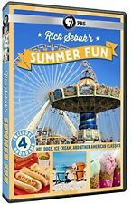 Rick Sebak's Summer Fun (2015, REGION 1 DVD New)