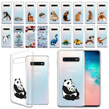 "For Samsung Galaxy S10 G973 6.1"" Ultra Thin Clear Tpu Silicone Soft Case Cover"
