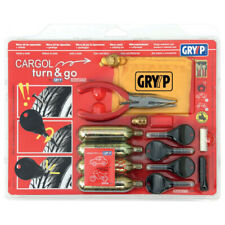 GRYPP CARGOL CAR / MOTORCYCLE TUBELESS TYRE REPAIR KIT