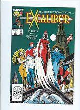 Excalibur #1 (Oct 1988, Marvel)
