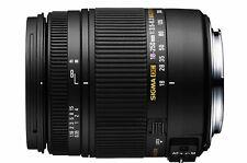 Sigma 18-250 mm DC OS Macro HSM Objektiv für Nikon Demo-Ware neuwertig
