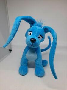 "2006 Neopets Blue Gelert 7"" Stuffed Plush Character Toy"