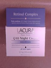 Lacura Anti-Wrinkle Night Cream with Retinol Complex and Coenzyme Q10