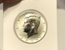 2018 Silver Reverse Proof Kennedy Half Dollar 50th Anniversary Reverse PF