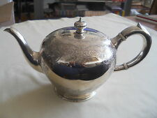 AWESOME BIRKS STERLING TEAPOT