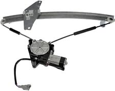 Power Window Motor and Regulator Assembly Front Right Dorman 741-784