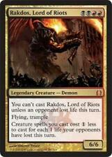 Rakdos, Lord of Riots new MTG Return to Ravnica Magic
