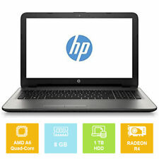"""15.6"""" HP Notebook 15-AF153NA, AMD up to 2.40GHz, 1TB, 8GB, Radeon, Laptop"""