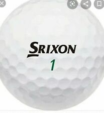 Srixon Z Star Golf balls - White - 24ct Mint to near Mint