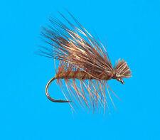 Hair Wing Caddis Olive, 6 pcs. size 18