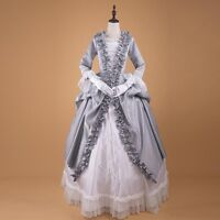 Victorian Renaissance Baroness Prom Ball gown Dress Masquerade Steampunk Costume