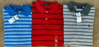 Polo Ralph Lauren Men  Mesh Polo Shirt (S-M-L-XL-XXL)
